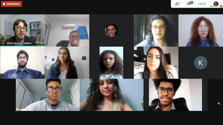 finalistas edição Brazil do Prêmio Jovem da Água de Estocolmo