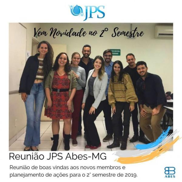 ENCONTRO JPS ABES MG