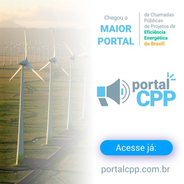 PORTAL CHAMADAS PÚBLICAS EFICIÊNCIA ENERGÉTICA