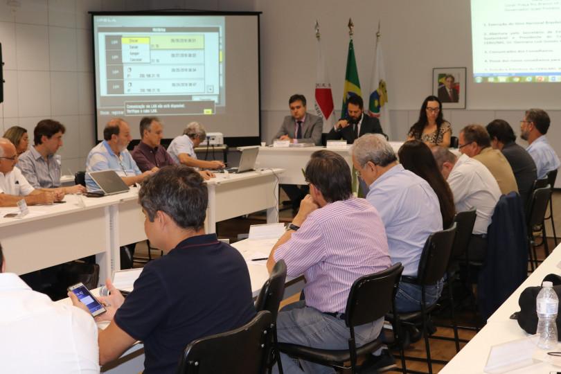 POSSE DA ABESMG NO CONSELHO ESTADUAL DE RECURSOS HIDRICOS