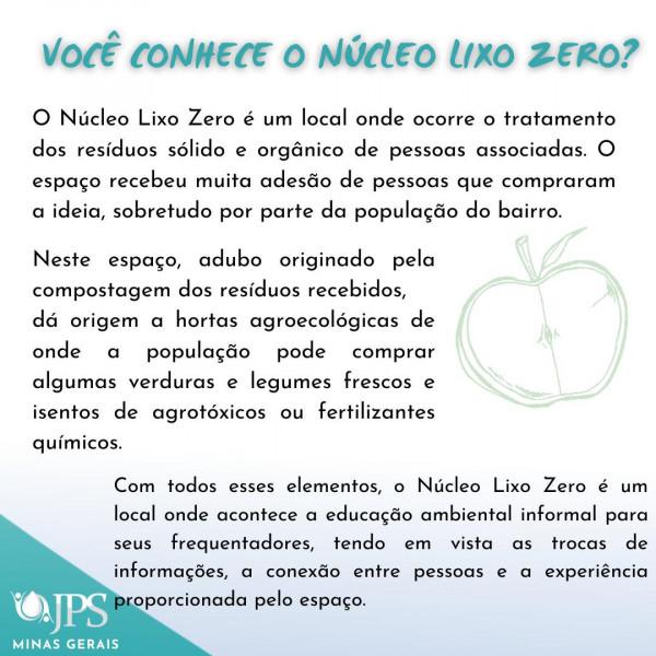 Nucleo lixo zero