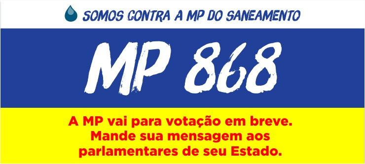 MP do Saneamento