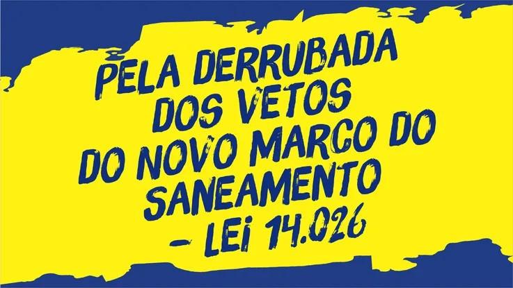 MARCO REGULATÓRIO DO SANEAMENTO