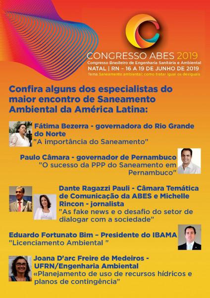 30CBESA ABES 2019