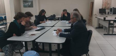 Comissão organizadora da ABES-MG para o XIV Congresso Nacional de Resíduos Sólidos