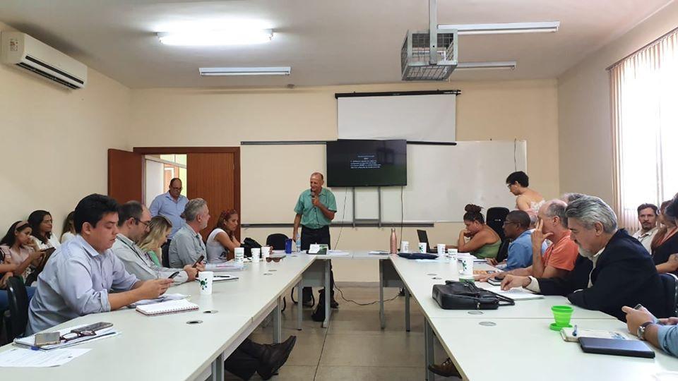 Reunião CBH Paraopeba ABES-MG aprova Plano Diretor da bacia