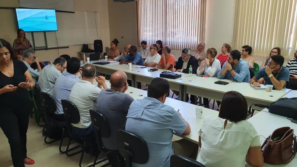ABES-MG participa de reunião que aprova Plano Diretor CBH Paraopeba