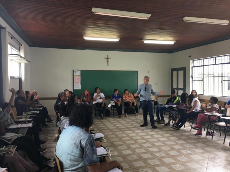 Rogério Siqueira presidente da ABES-MG em Mariana