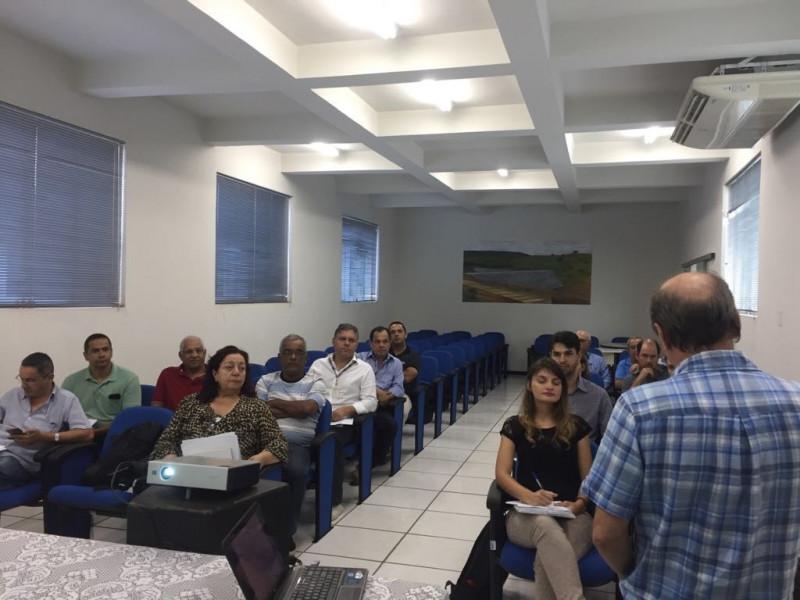 Antônio Câmara ABES-MG CBH Verde Grande