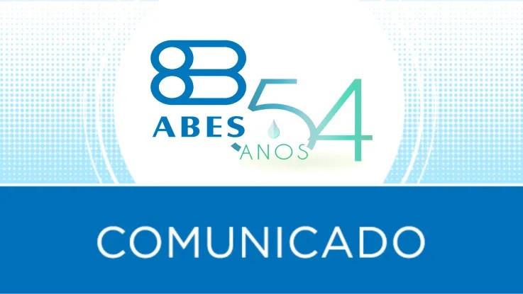 COMUNICADO ABES DERRUBADA DOS VETOS E LICITAÇÕES DE CONCESSÕES