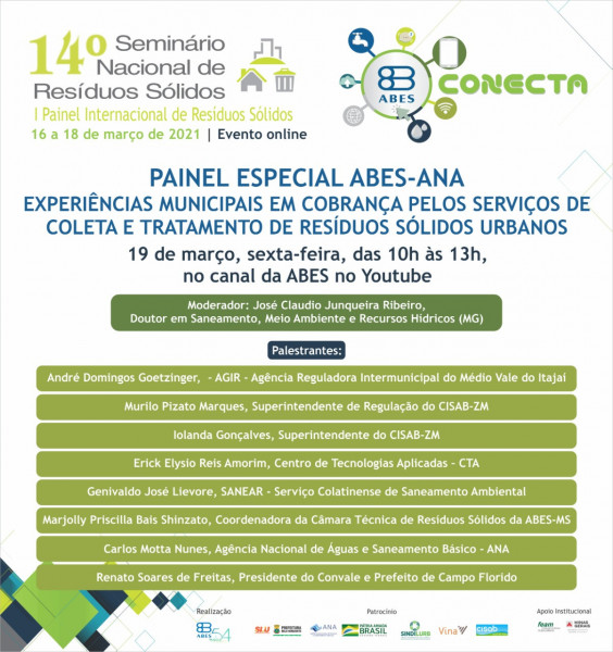 Painel ABES ANA