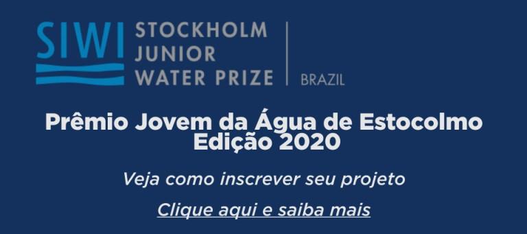 Prêmio Jovem da Água de Estocolmo 2020
