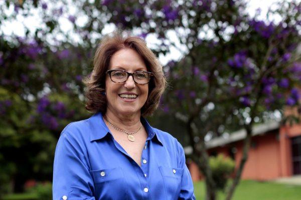 thelma Kruger vice presidente do Painel Intergovernamental de Mudanças Climáticas