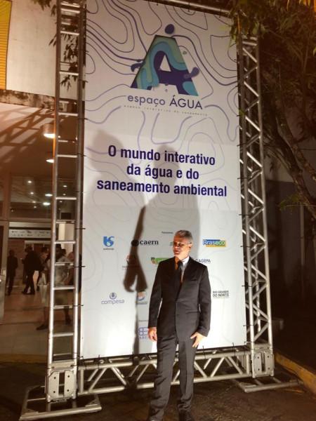 Rogério Siqueira lançamento 30º CBESA