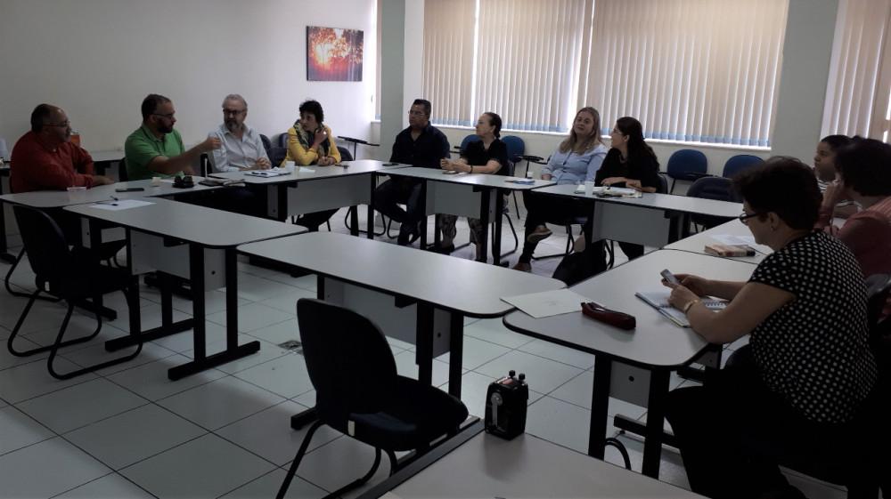 Reunião da Câmara Temática de Resíduos Sólidos da ABES-MG