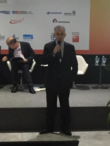Rogério Siqueira lança Belo Horizonte como sede do 32º CBESA 2023