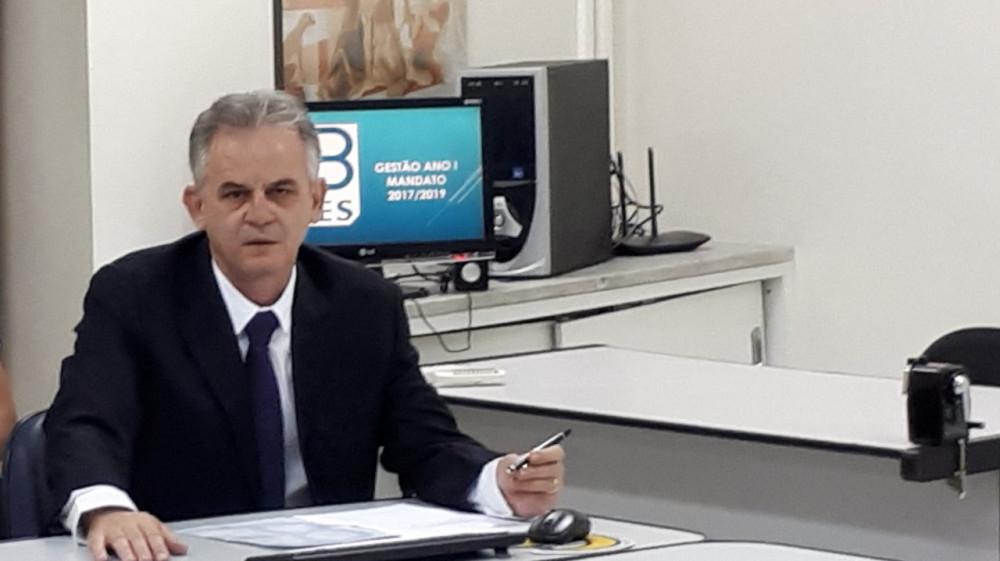 Rogério Siqueira presidente da ABES-MG
