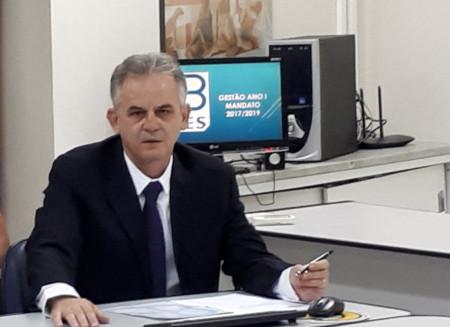 Ex-presidente da ABES-MG Rogério Siqueira