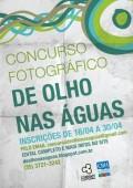 """Concurso fotográfico """"De olho nas águas"""""""
