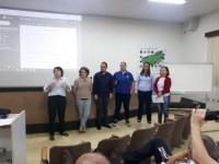ABES-MG TOMA POSSE NO COMITÊ DE BACIA