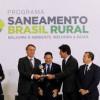 Funasa lança Programa Saneamento Brasil Rural