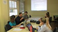 Em reunião, Grupo de Acompanhamento do Contrato de Gestão discute repasse de recursos da cobrança pelo uso da água