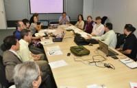 Diretoria CBH Grande se reúne em MG