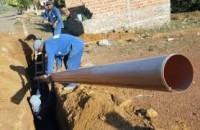 Minas capacitaTriângulo para planos de saneamento