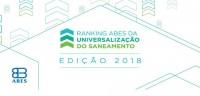 ABES divulga o Ranking do Saneamento 2018