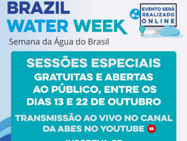 BRAZIL WATER WEEK