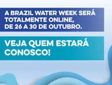 BRAZIL WATER WEEK DIVULGA PROGRAMAÇÃO