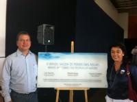 Abes-MG participa do lançamento da Cidade das Águas
