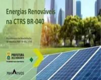 SLU LANÇA EDITAL PARA GERAÇÃO DE ENERGIA