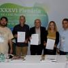 CBHSF assina termos de cooperação com Agência Peixe Vivo e CBHs de Paraopeba e Entorno de Três Marias