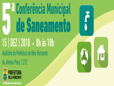 CONFERÊNCIA MUNICPAL DE SANEAMENTO DE BH