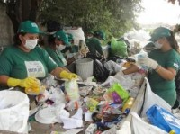 BH ganha lei para resíduos da coleta seletiva