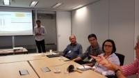 Arsae discute revisão tarifária da Copasa