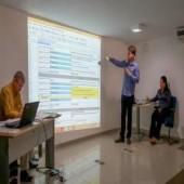 Presidente do CBHSF participa de reunião para definir a programação do Encob 2018