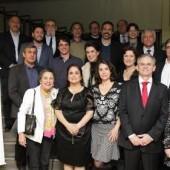 Diretoria e Conselhos da ABES-MG tomam posse