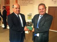 Conservador das Águas recebe Prêmio em Dubai