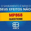 ABES presente em seminários sobre a MP 868