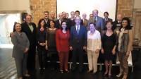 ABES-MG empossa diretoria  2013/2015