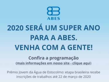 2020 SERÁ UM SUPER ANO PARA A ABES