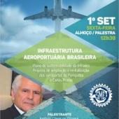 SME debate infraestrutura aeroportuária