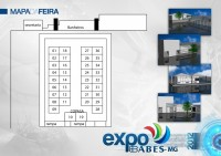 Mapa da ExpoAbes 2012 já está disponível