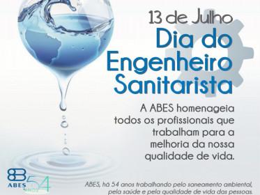 DIA DO ENGENHEIRO SANITARISTA