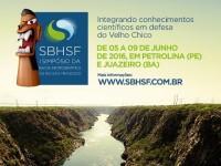 Comitê do Rio São Francisco realiza o I Simpósio