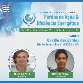 6º Seminário Nacional de Perdas  Leia entrevista com o palestrante Rodrigo Polizzi, da ARSAE-MG