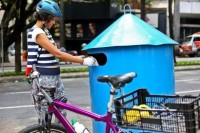 Pesquisa mostra que brasileiro sabe pouco sobre coleta e reciclagem