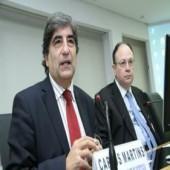 Crise hídrica no Brasil tem apenas mudado de lugar, pondera executivo da Abdib no Senado